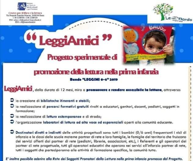 Museo NINA, parte il progetto per promuovere la lettura tra i più piccoli