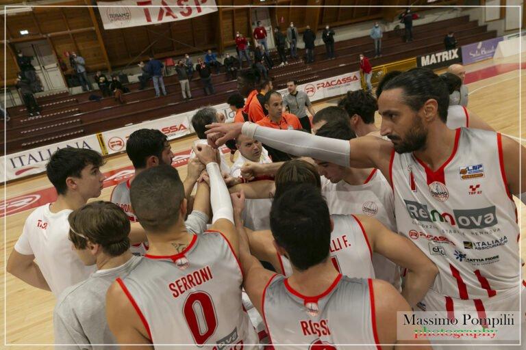 Basket, Rennova Teramo fuori agli ottavi di Super Coppa