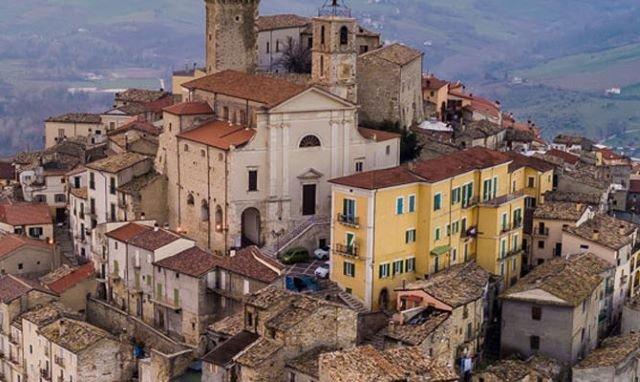 Casoli entra nel Club de 'I Borghi più belli d'Italia'