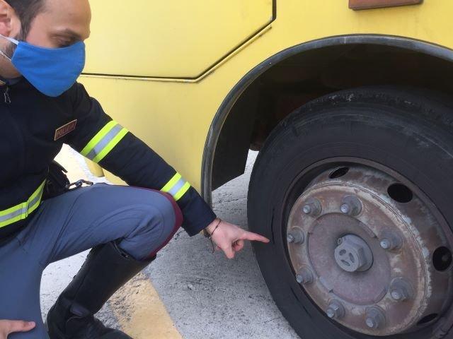 Trasporto Scolastico, ancora controlli della Polizia Stradale di Chieti sugli scuolabus