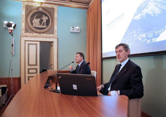 Chieti, svolto il convegno 'Ripartiamo dal territorio' a Palazzo De Mayo
