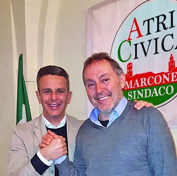 """Nomina Asp 2 Teramo, Basilico e Marcone: """"Pagina squallida della storia politica atriana"""""""