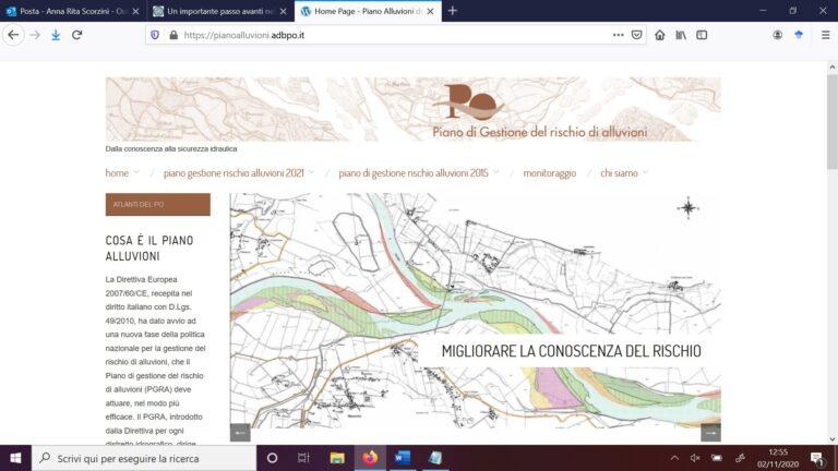 Università L'Aquila, Dipartimento di Ingegneria 'mappa' il rischio alluvione in Italia
