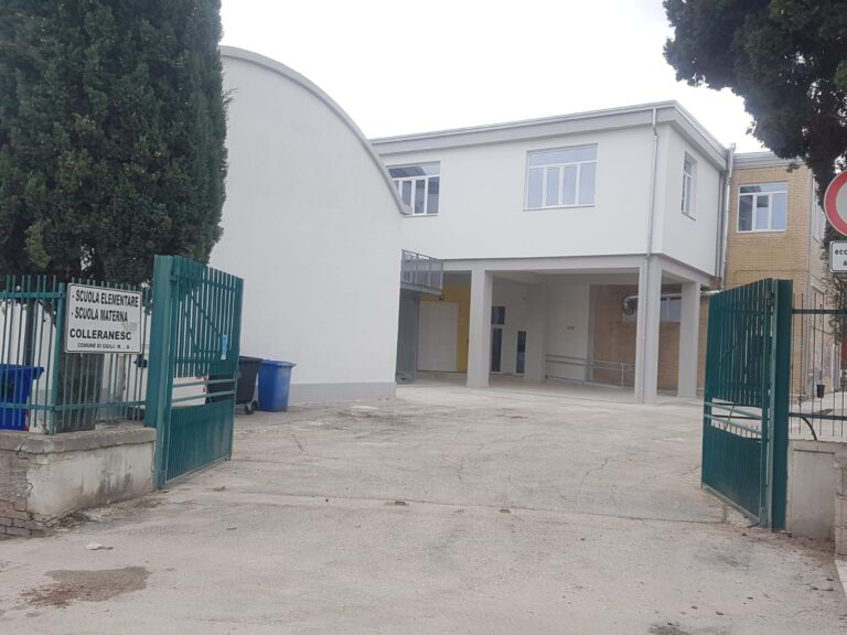 Giulianova, al via l'efficientamento energetico delle scuole 'Don Milani' e Colleranesco