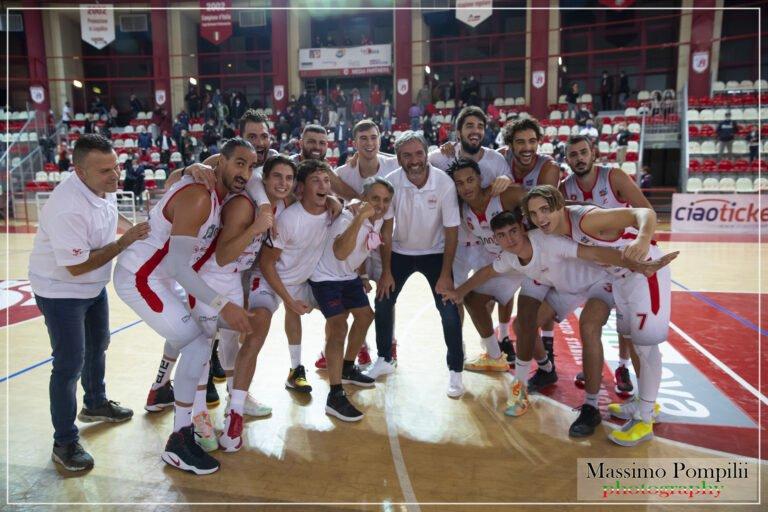 Basket, la Teramo a Spicchi conquista il primo turno di Super Coppa