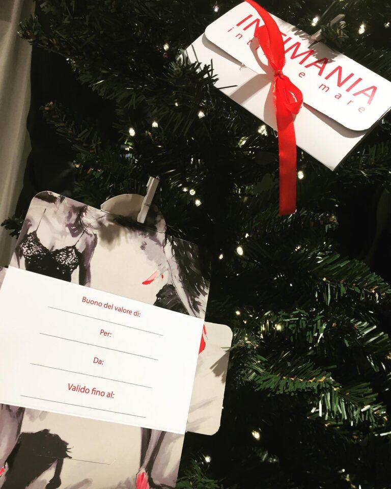 Da INTIMANIA acquista il tuo buono regalo di Natale!