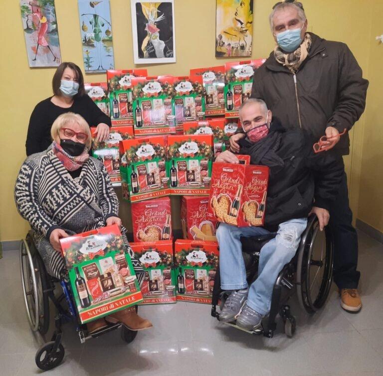 Giulianova, Natale di solidarietà del Colibrì Onlus per 50 famiglie in difficoltà