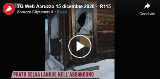 TG Web Abruzzo 15 dicembre 2020 – R115
