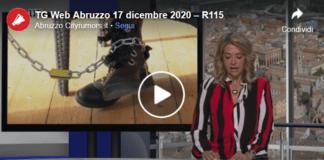 TG Web Abruzzo 17 dicembre 2020