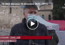 TG Web Abruzzo 19 dicembre 2020