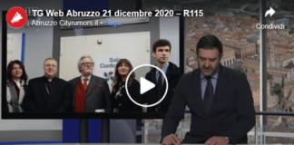 TG Web Abruzzo 21 dicembre 2020