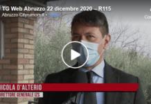 TG Web Abruzzo 22 dicembre 2020