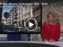 TG Web Abruzzo 23 dicembre 2020
