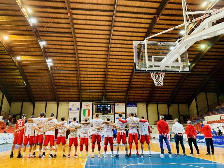 Basket Serie B, Fabriano batte Teramo a Spicchi 80-60