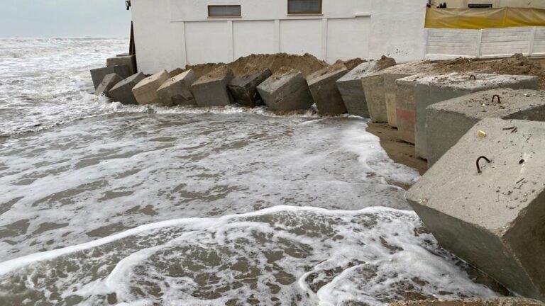 Erosione costiera in Abruzzo. Zennaro: dal Governo ok all'impegno finanziario