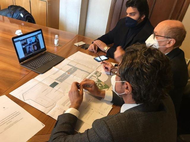 Chieti, Caserma Berardi: tavolo con Agenzia del Demanio