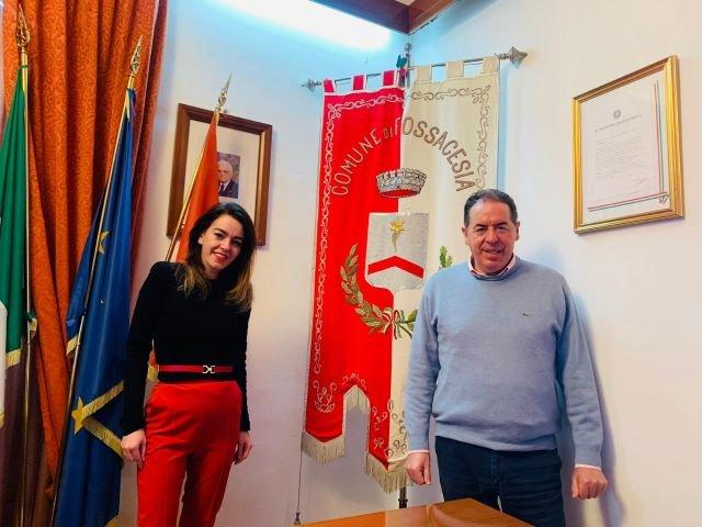 Cristina Ciabattoni nuova segretaria generale dei Comuni di Fossacesia e Paglieta