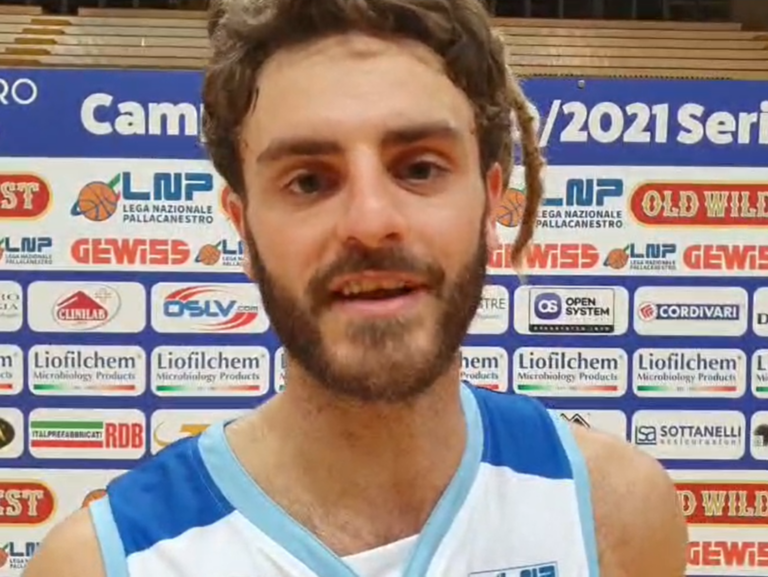 Basket, la Liofilchem Roseto conferma anche Edoardo Di Emidio