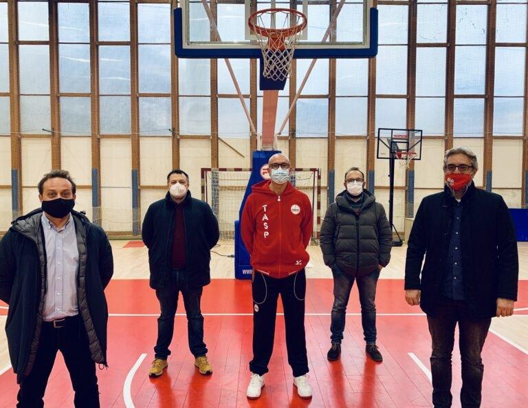 Basket, Giorgio Salvemini è il nuovo allenatore della Rennova Teramo