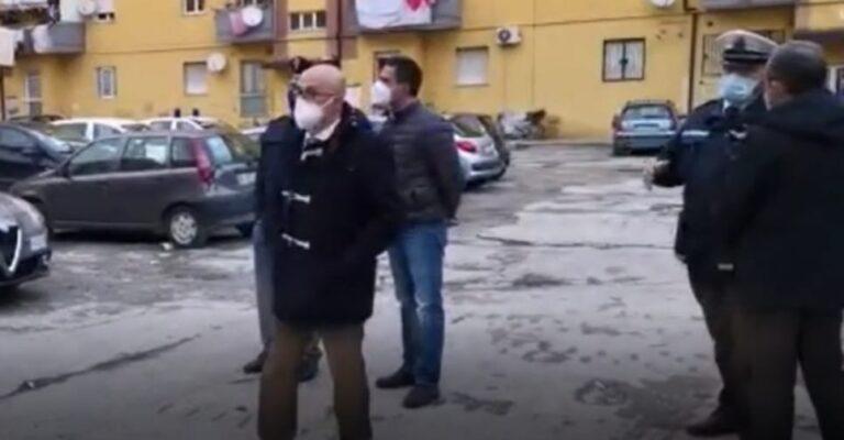 """Pescara, controlli anti-covid: """"Ulteriori misure di contenimento"""""""