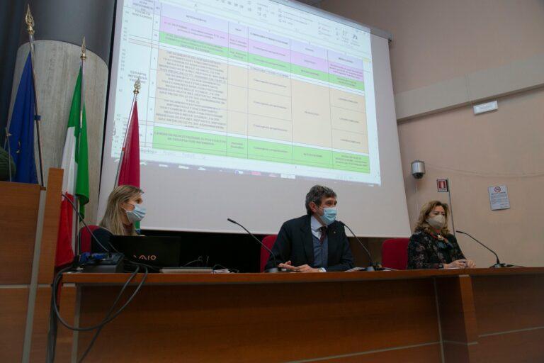 Abruzzo, rete ospedaliera Covid. Marsilio: siamo nei tempi previsti VIDEO