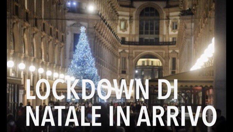 Lockdown di Natale: Italia in zona rossa da domani. Le faq del Governo