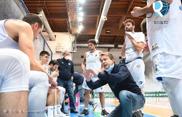 Basket, doppio impegno in trasferta per la Liofilchem Roseto in meno di 48 ore