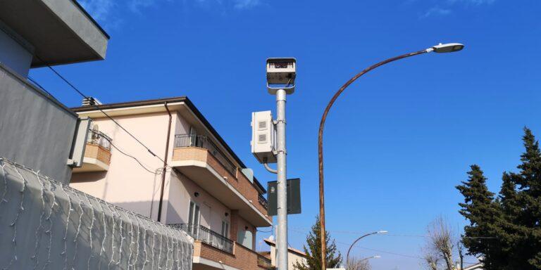 Giulianova, torna in funzione il semaforo 'intelligente' in via Montello e al Bivio Bellocchio