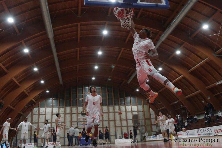 Basket, Teramo a Spicchi contro Montegranaro