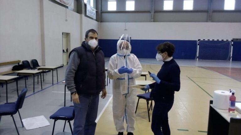 Test rapidi: i risultati dello screening ad Ancarano