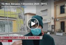 Tg Web Abruzzo 7 Dicembre 2020