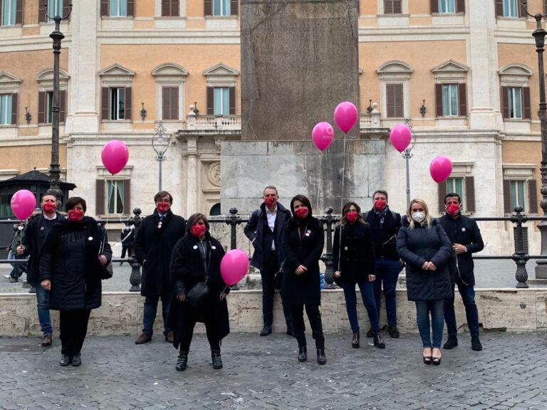 Le imprese di matrimoni ed eventi hanno manifestato a Roma