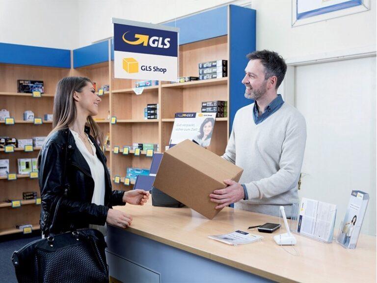 Con GLS puoi richiedere il ritiro in Sede o in uno Shop GLS. Scopri come!