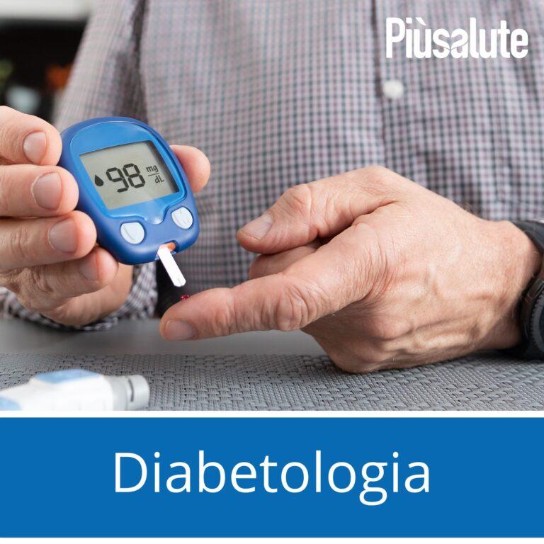 Più Salute e l'importanza della visita diabetologica