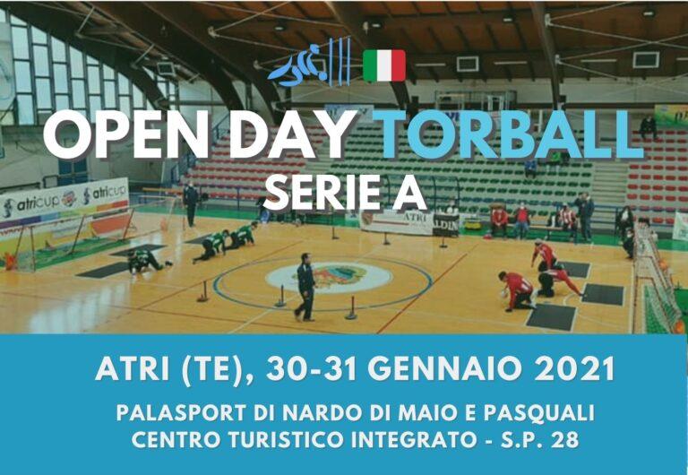Ad Atri nuovo appuntamento con il Torball con l'Open Day di Serie A