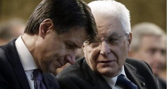 Crisi di governo: Conte sale al Quirinale da Mattarella