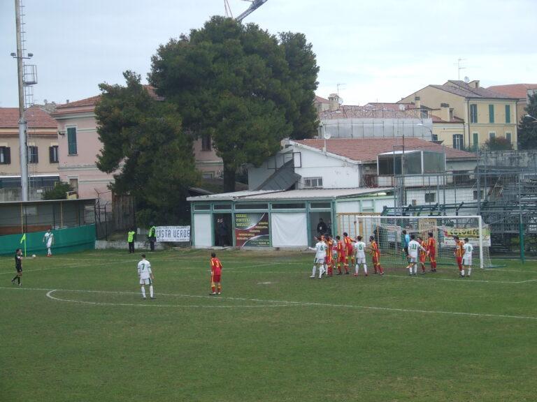 Risultati 17ª giornata Serie D girone F