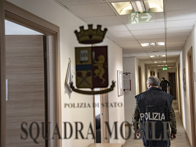 L'Aquila, violenze sull'ex compagna: il giudice lo spedisce in carcere