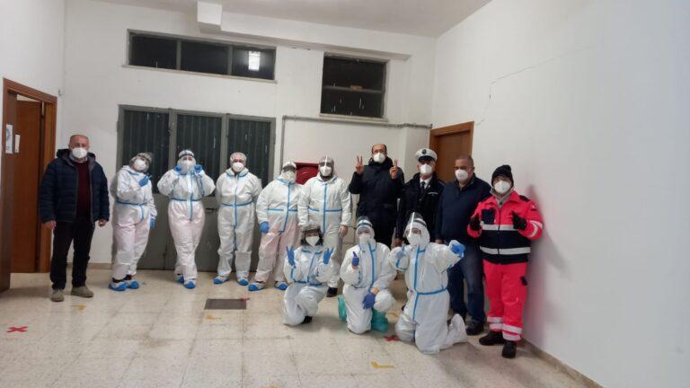 Cellino Attanasio, screening scolastico: 182 tamponi e nessun positivo