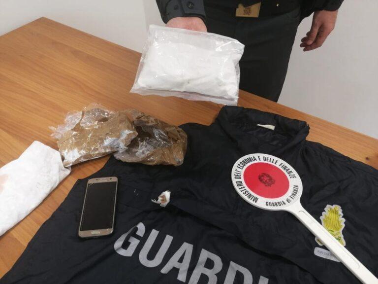 Colombia-Lombardia-Abruzzo: arrestati a Pescara 3 corrieri della droga VIDEO-FOTO