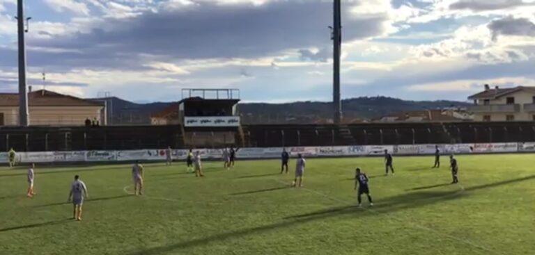 Serie D, match a reti bianche tra Giulianova e Atl. Terme Fiuggi