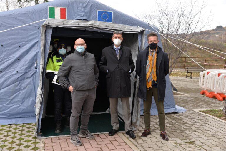 Pescara, screening Covid: superati i 100 positivi-RISULTATI DETTAGLIATI