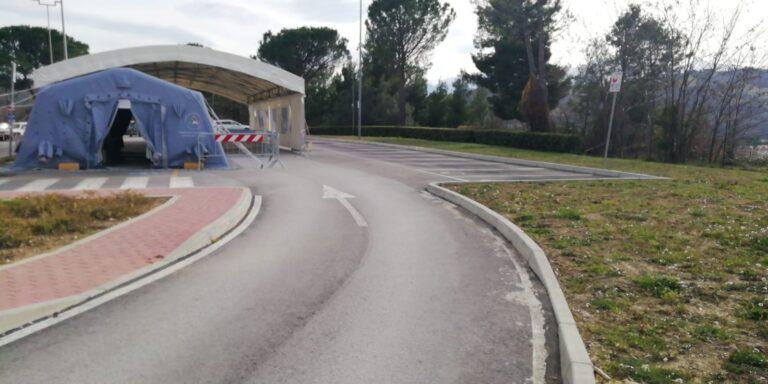 """Teramo, al Mazzini """"sparisce"""" parcheggio per donne in gravidanza FOTO"""