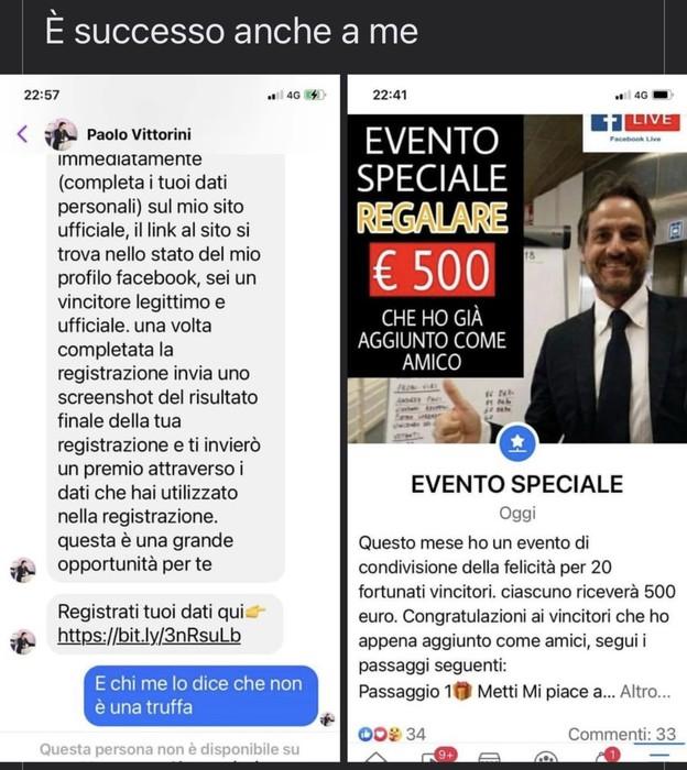 L'Aquila, truffa online: creato falso profilo Facebook di un noto chirurgo estetico