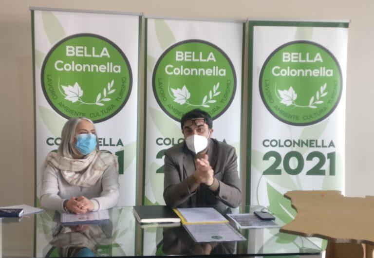 """Elezioni, Bella Colonnella si presenta: """"la vera proposta innovativa"""" FOTO VIDEO"""