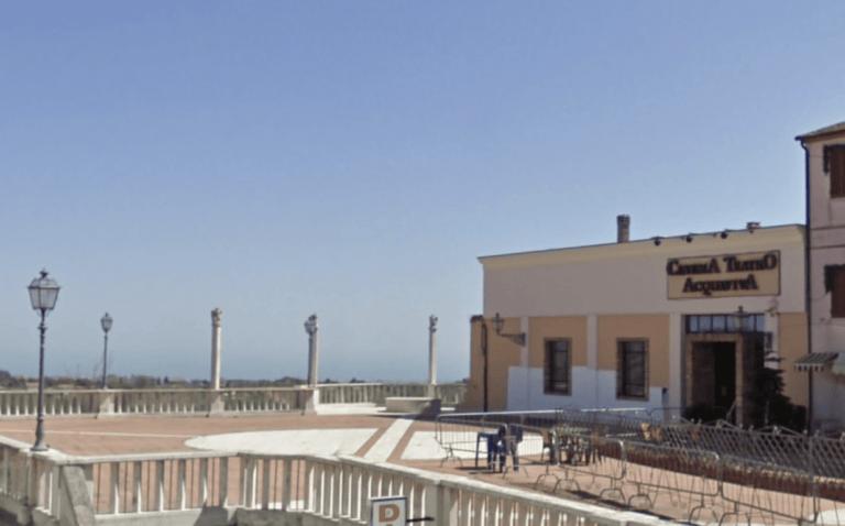 Forza Italia con Obiettivo Mosciano per la richiesta di sopralluogo al Cineteatro Acquaviva