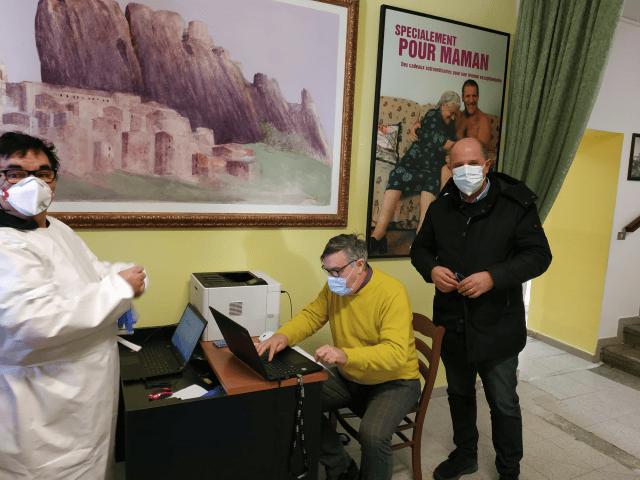 Covid-19, stop nuovi casi a Pizzoferrato