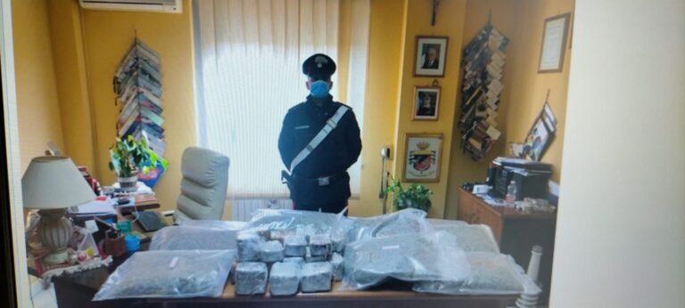 Nereto, in auto con 26 kg di droga: fermati due trafficanti