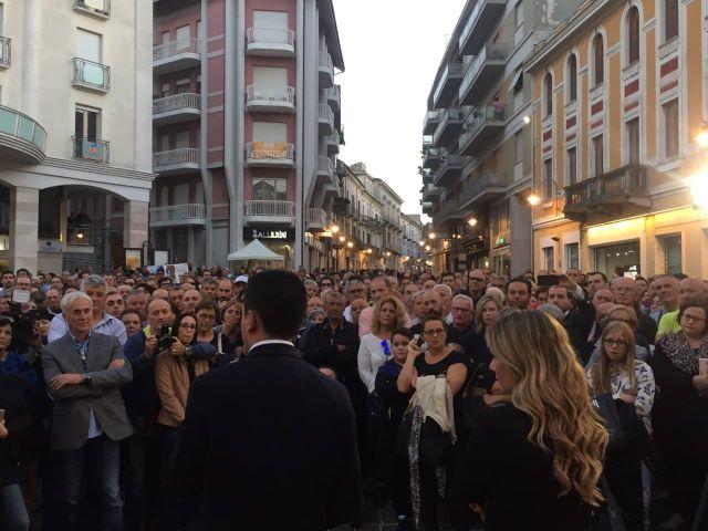 Stop impianto Gpl Ortona, Marcozzi: 'Ottima notizia per l'Abruzzo, vincono i cittadini'