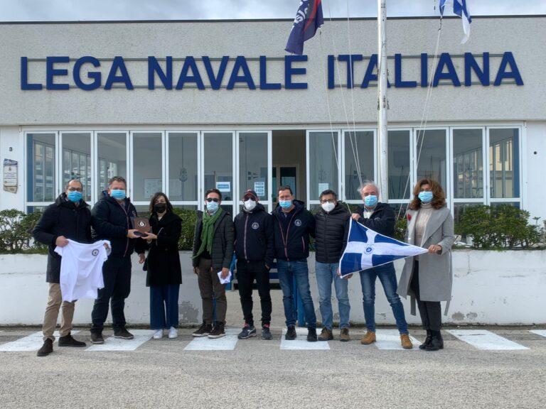 Ente Porto: il nuovo Cda incontra i vertici della Lega Navale di Giulianova